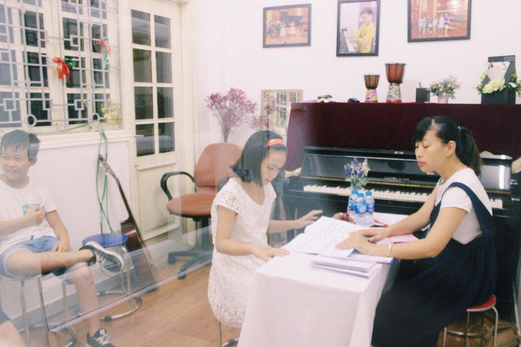 Hoang Van Art - Kiểm tra biểu diễn Quý 2/2018