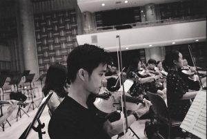 Mai Xuan Hai Giao vien Violin Hoang Van Art