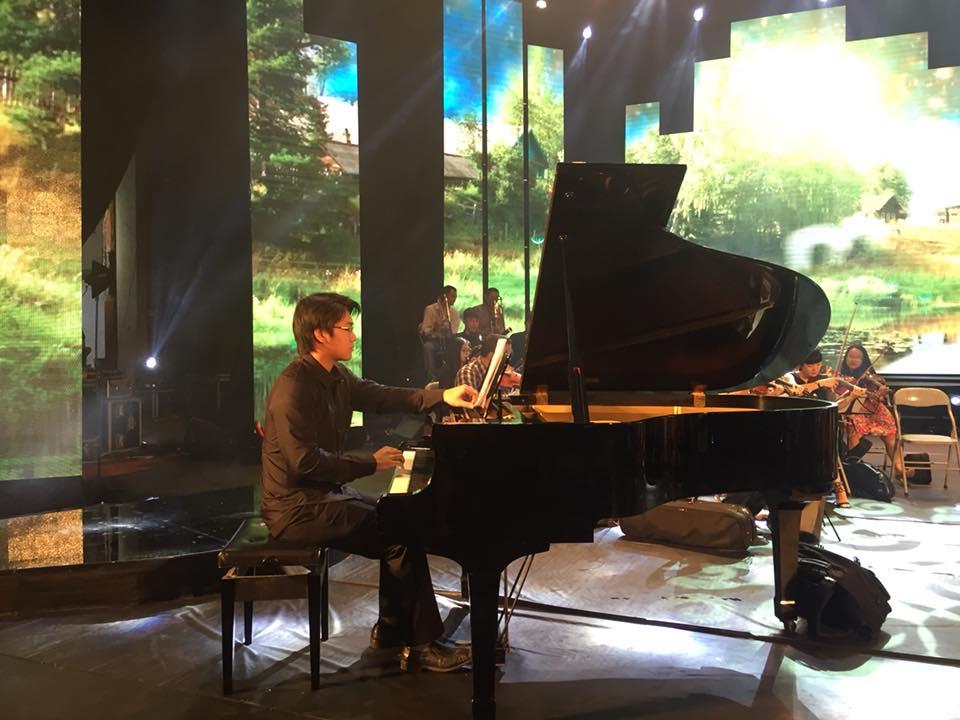 Thầy Thế Hiển - Giáo viên Piano - Trung tâm Nghệ thuật Hoàng Vân - Hoang Van Art