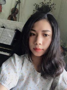 Giáo viên Piano Thúy Quỳnh Hoang van Art