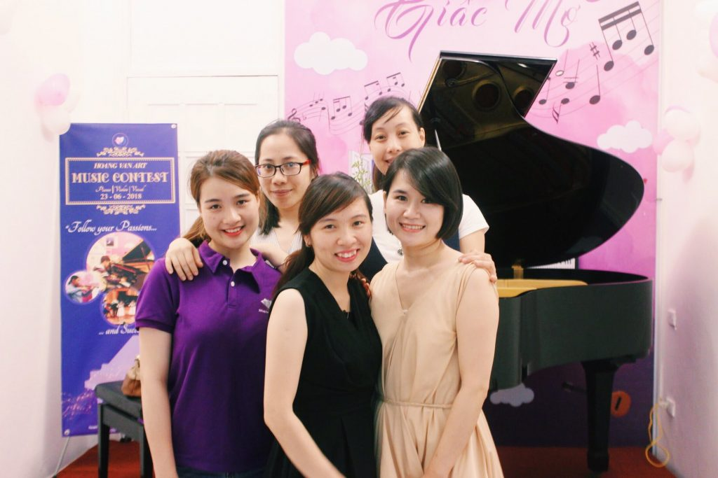 Hoang Van Art buổi kiểm tra biểu diễn Quý 2/2018