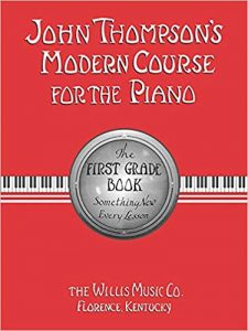 Giáo Trình John Thompson First Grade Lớp học Piano hào Nam, chuyên nghiệp nền tảng giáo viên nhạc viên