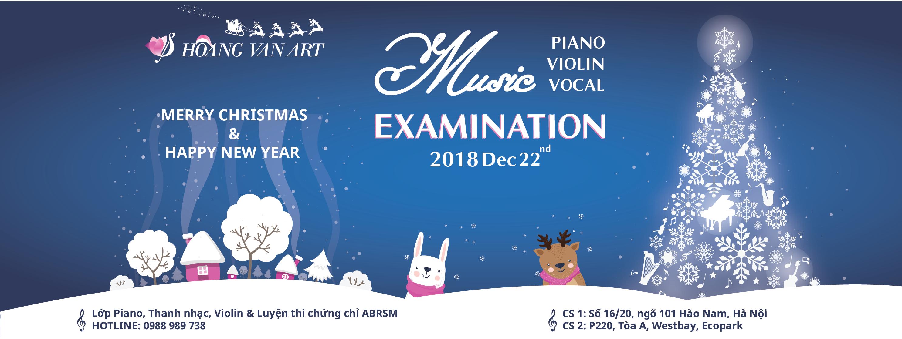 Hoang Van Art - Lop Piano Cho Be - Kiem tra Quy 4-02