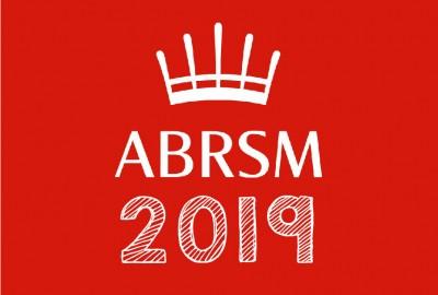 Chứng chỉ âm nhạc Quốc tế ABRSM 2019