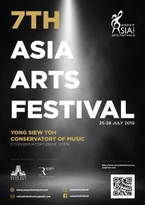 Liên hoan nghệ thuật Châu Á 2019