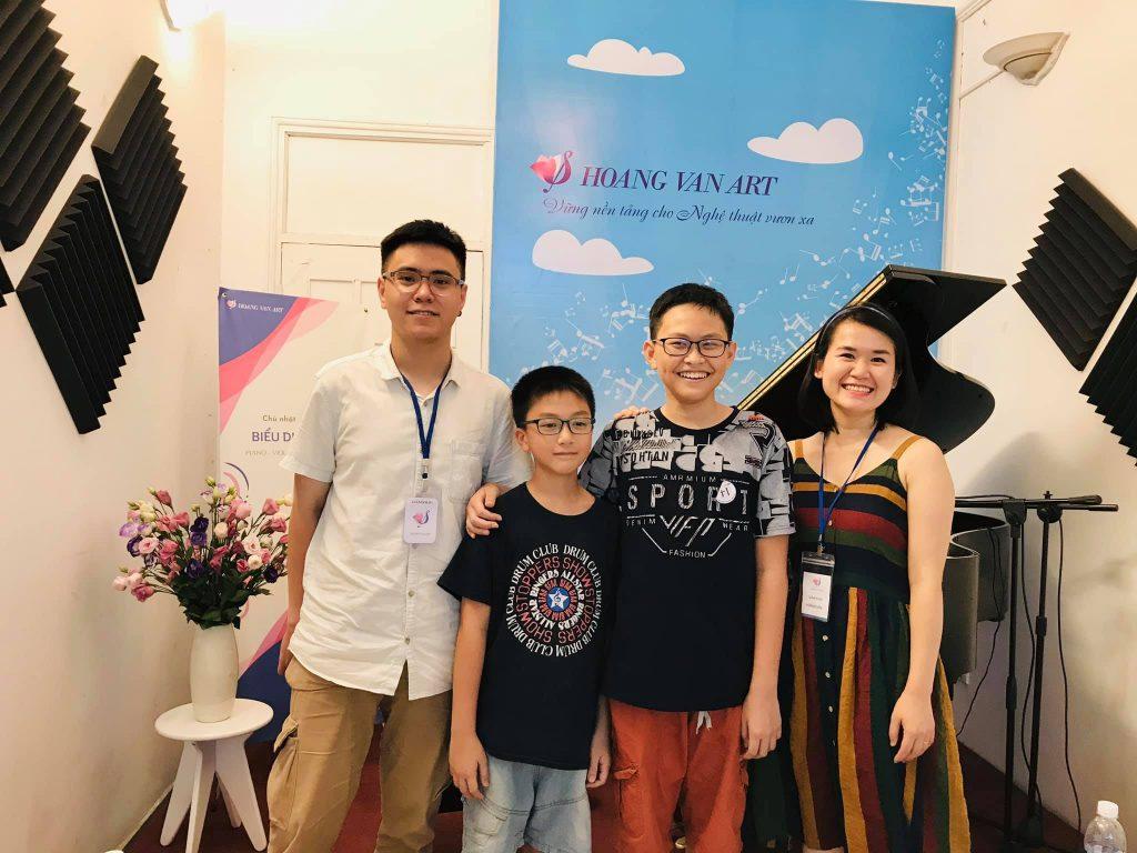 Hoang Van Art - Biểu diễn Kiểm tra Quý 2.2019