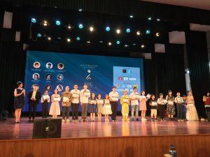 CMF 2019 - CEG Music Festival - Hoang Van Art đồng hành và tham dự