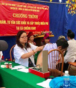 Đoàn Y Bác sĩ về hưu sẽ lên vùng núi Sơn La khám chữa bệnh cho người nghèo miễn phí...