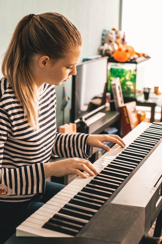 Hoang van art - dieu quan trong khi bat dau hoc va choi piano
