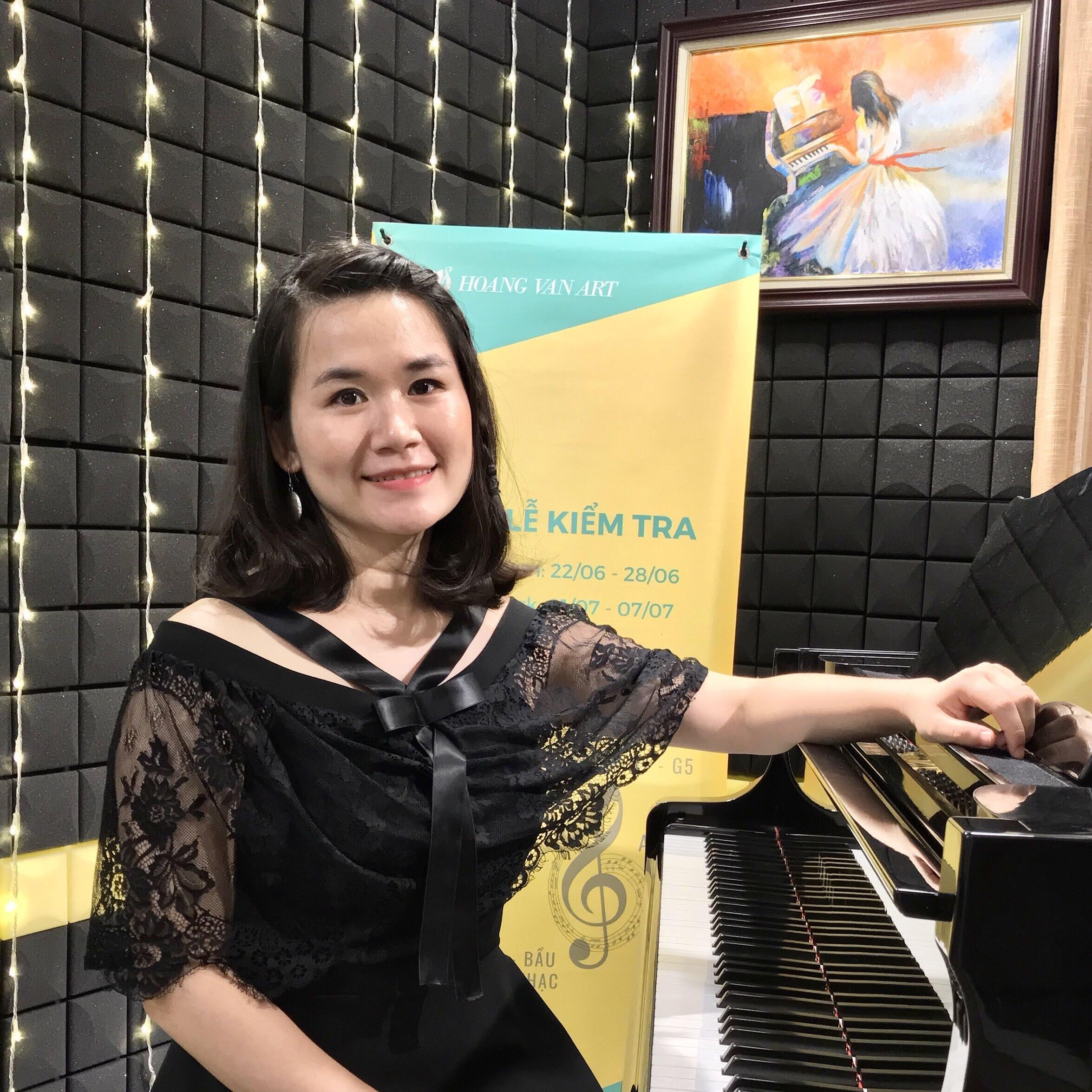 ThS Hoang Van khoa hoc Piano co ban mien phi online